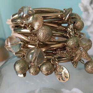 Jewelry - Bella Jack Charm Bracelet